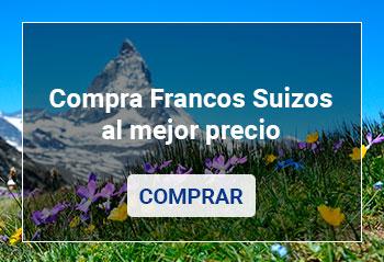 Comprar Francos Suizos online