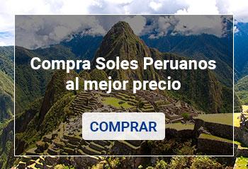 Comprar Soles Peruanos al mejor precio
