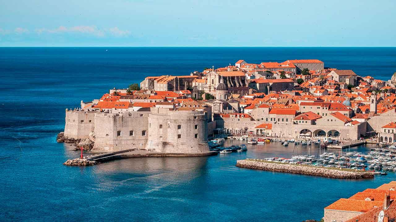 Ciudad Vieja en Dubrovnik