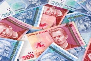 Litas - Moneda de Lituania
