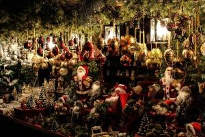 Mercadillo de Navidad en Noruega