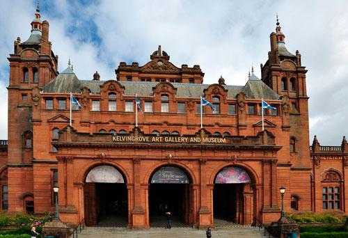 Galería Kelvingrove, Glasgow
