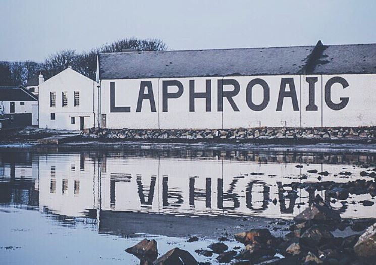 Destilería Laphroaig, Islay